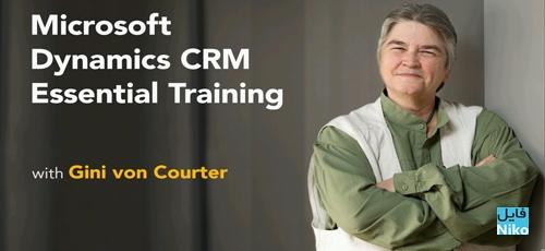 Lynda Microsoft Dynamics CRM Essential Training