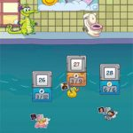دانلود Where's My Water? 2 v.1.5.2  نسخه 2 بازی حمام تمساح اندروید بازی اندروید سرگرمی موبایل