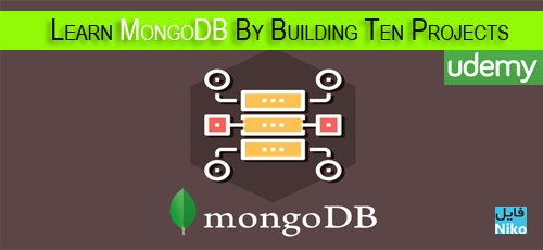 Udemy Projects in MongoDB Learn MongoDB Building Ten Projects