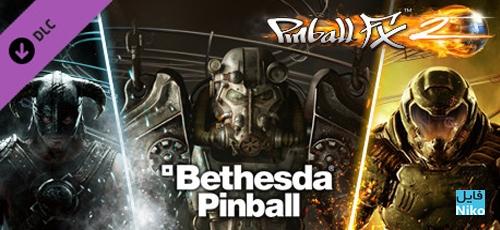 دانلود بازی Pinball FX2 Bethesda Pinball برای PC