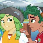 دانلود انیمیشن My Little Pony: Equestria Girls - Legend of Everfree انیمیشن مالتی مدیا