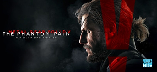 دانلود بازی Metal Gear Solid V: The Phantom Pain برای PC