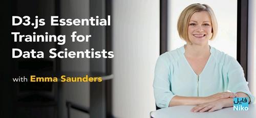 Lynda D3.js Essential Training for Data Scientists