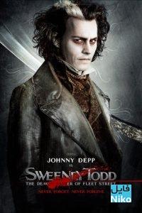 دانلود فیلم سینمایی Sweeney Todd: The Demon Barber of Fleet Street با زیرنویس فارسی ترسناک درام فیلم سینمایی مالتی مدیا مطالب ویژه موزیک