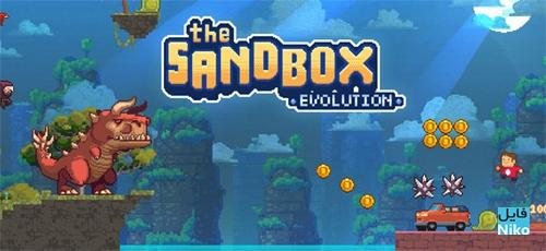 دانلود بازی The Sandbox Evolution برای PC