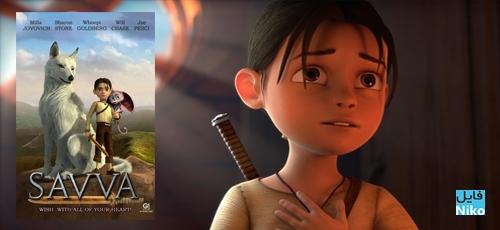 دانلود انیمیشن A Warriors Tail با دوبله فارسی