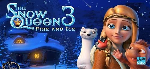 دانلود انیمیشن The Snow Queen 3: Fire and Ice
