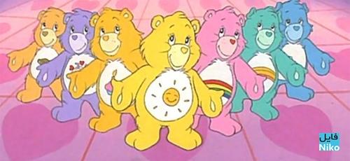 دانلود انیمیشن The Care Bears Movie 1985