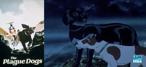دانلود انیمیشن The Plague Dogs