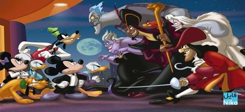 دانلود انیمیشن Mickeys House of Villains