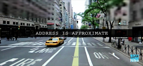 دانلود انیمیشن کوتاه آدرس تقریبی – Address Is Approximate