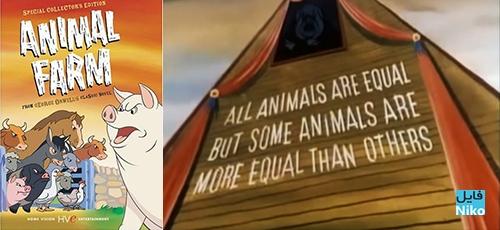 دانلود انیمیشن Animal Farm با زیرنویس فارسی