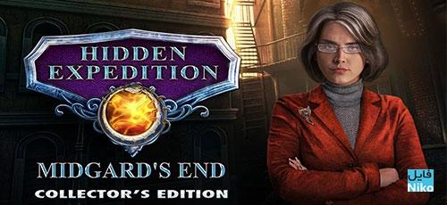"""دانلود Hidden Expedition: Midgard's End Full 1.0   بازی فکری """"پایان میدگارد"""" اندروید همراه با دیتا"""