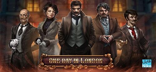 """دانلود One Day in London 2.1.1.7   بازی ماجراجویی و فکری """"یک روز در لندن"""" اندروید همراه با دیتا + نسخه مود"""