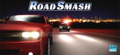 دانلود Road Smash: Crazy Racing 1.8.51  بازی ماشین سواری جاده برخورد اندروید همراه نسخه مود