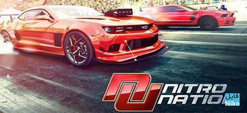 دانلود Nitro Nation Online 5.4.5  بازی ماشین سواری جالب و محبوب اندروید همراه دیتا