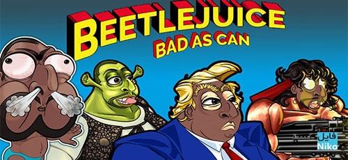 دانلود Beetlejuice Bad as Can v5   بازی ماجراجویی جالب اندروید همراه با دیتا + نسخه مود