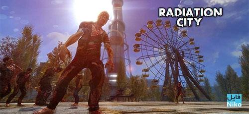 """دانلود Radiation City v1.0.1   بازی اکشن خارق العاده """"شهر ارواح"""" اندروید همراه با دیتا + نسخه مود"""