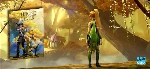 دانلود انیمیشن Throne of Elves 2016 همراه با زیرنویس فارسی