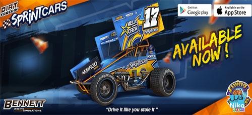 دانلود Dirt Trackin Sprint Cars v1.0.5   بازی ماشین سواری خاص اندروید همراه با دیتا