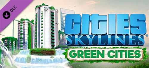 دانلود بازی Cities: Skylines Green Cities برای PC