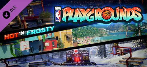 دانلود بازی NBA Playgrounds Hot N Frosty برای PC