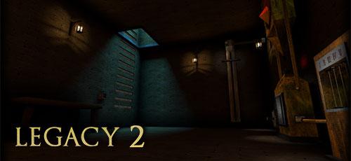 """دانلود Legacy 2 – The Ancient Curse v1.0.2   بازی فکری و پازل """"میراث 2"""" اندروید همراه با دیتا"""