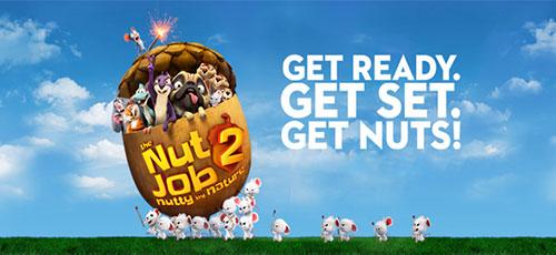 انیمیشن The Nut Job 2 2017 همراه با زیرنویس فارسی