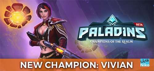 دانلود بازی Paladins برای PC بکاپ استیم