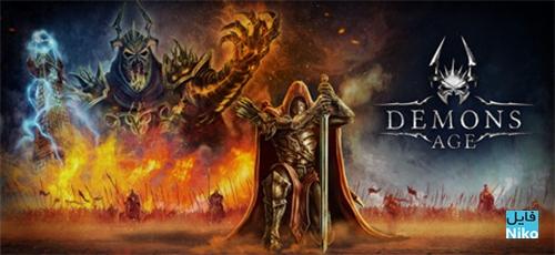 دانلود بازی DEMONS AGE برای PC