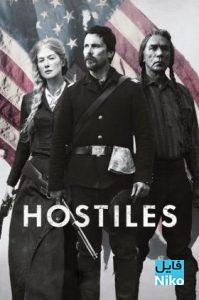 دانلود فیلم سینمایی Hostiles 2017 با زیرنویس فارسی درام فیلم سینمایی ماجرایی مالتی مدیا وسترن